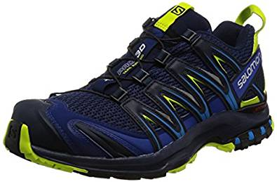Solomon Walking Shoes Ladies Gortex